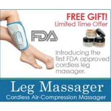 Безжичен акупресурен масажор