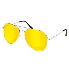 Очила за нощно шофиране или облачно, дъждовно или сняг